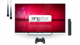 SingStar : Motion Graphics & Interface Design